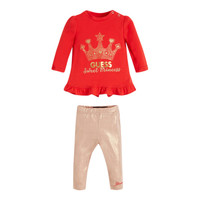 Kleidung Mädchen Kleider & Outfits Guess NORTI Multicolor