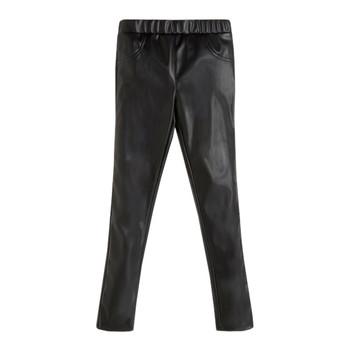 Kleidung Mädchen 5-Pocket-Hosen Guess PATALOT Schwarz