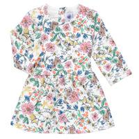 Kleidung Mädchen Kurze Kleider Petit Bateau ROPPAL Multicolor