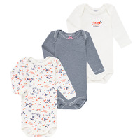 Kleidung Mädchen Pyjamas/ Nachthemden Petit Bateau FERY Multicolor