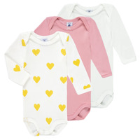Kleidung Mädchen Pyjamas/ Nachthemden Petit Bateau GRELOU Multicolor