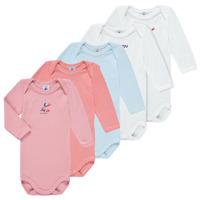 Kleidung Mädchen Pyjamas/ Nachthemden Petit Bateau PUNIKA Multicolor