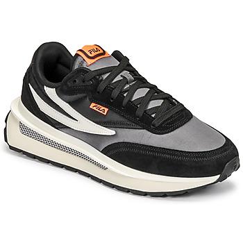Schuhe Herren Sneaker Low Fila RENNO Schwarz