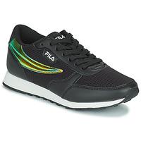 Schuhe Damen Sneaker Low Fila ORBIT F LOW Schwarz