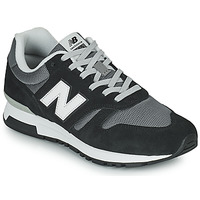 Schuhe Herren Sneaker Low New Balance 565 Schwarz / Grau