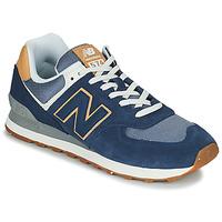 Schuhe Herren Sneaker Low New Balance 574 Blau