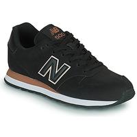 Schuhe Damen Sneaker Low New Balance 500 Schwarz