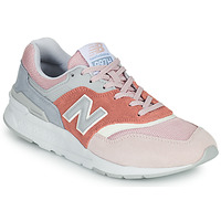 Schuhe Damen Sneaker Low New Balance 997 Rose / Grau