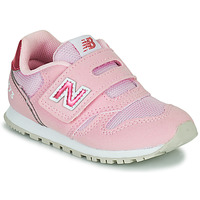Schuhe Mädchen Sneaker Low New Balance 373 Rose