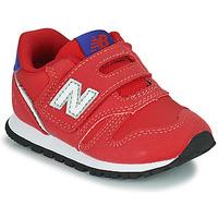 Schuhe Jungen Sneaker Low New Balance 373 Rot