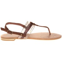 Schuhe Damen Sandalen / Sandaletten Cassis Côte d'Azur Hugolin Camel Braun