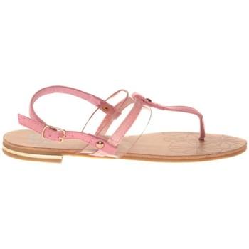 Schuhe Damen Sandalen / Sandaletten Cassis Côte d'Azur Hugolin Rose Rose