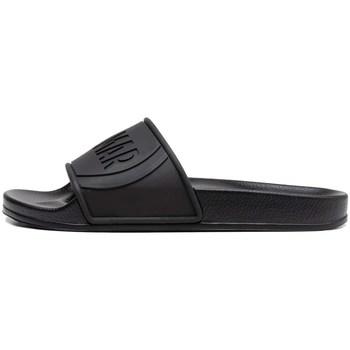Schuhe Herren Pantoletten Colmar Slipper Logo Schwarz