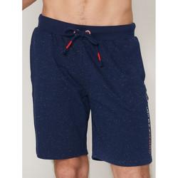 Kleidung Herren Shorts / Bermudas Admas For Men Neu Rand Bermuda Shorts Lois Admas Blau Marine