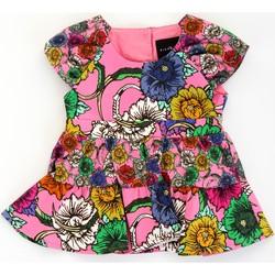 Kleidung Mädchen Kurze Kleider John Richmond RIP21030VE Rose