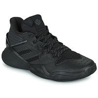 Schuhe Basketballschuhe adidas Performance HARDEN STEPBACK Schwarz