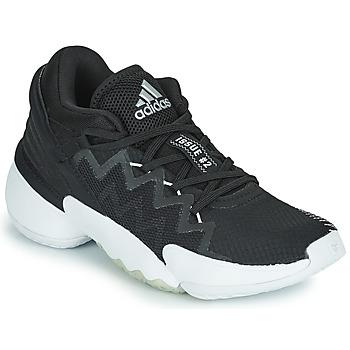 Schuhe Basketballschuhe adidas Performance D.O.N. ISSUE 2 Schwarz