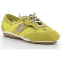 Schuhe Mädchen Sneaker Low Aro JOANETA PETIT 93350 amarillo jaune