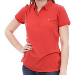 Kleidung Damen Polohemden Sun Valley SV-ARAWA Rot