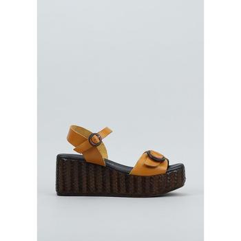 Schuhe Damen Sandalen / Sandaletten Sandra Fontan  Gelb