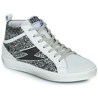 Schuhe Damen Sneaker High Semerdjian ALFA Beige / Schwarz