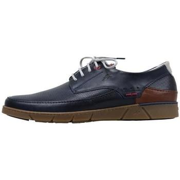 Schuhe Herren Bootsschuhe Fluchos  Blau