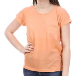 Kleidung Damen T-Shirts Sun Valley SV-AKRON Orange