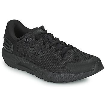 Schuhe Herren Laufschuhe Under Armour CHARGED ROGUE 2.5 Schwarz