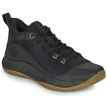 Schuhe Herren Basketballschuhe Under Armour 3Z5 Schwarz