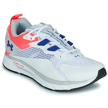 Schuhe Damen Laufschuhe Under Armour W HOVR FLUX MVMNT Weiss