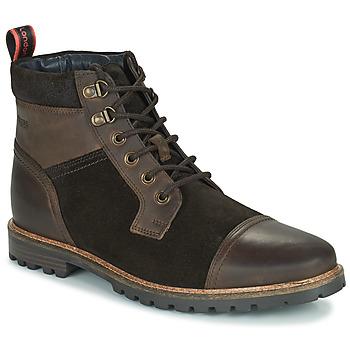 Schuhe Herren Boots Base London ROGAN Braun