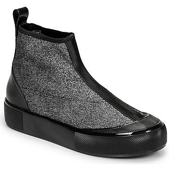 Schuhe Damen Boots Melissa MELISSA JOY BOOT AD Grau