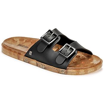 Schuhe Damen Pantoffel Melissa MELISSA WIDE AD Schwarz