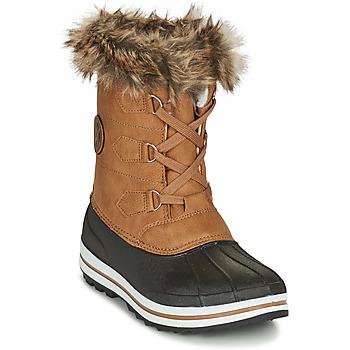 Schuhe Kinder Schneestiefel Kimberfeel ADRIANA2 Beige