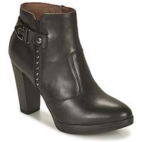 Schuhe Damen Low Boots NeroGiardini ASPERGO Schwarz