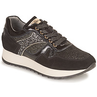 Schuhe Damen Sneaker Low NeroGiardini BROCOLO Schwarz