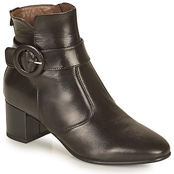 Schuhe Damen Low Boots NeroGiardini BLETTO Schwarz