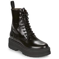 Schuhe Damen Boots NeroGiardini BETTERAVO Schwarz