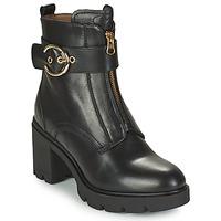 Schuhe Damen Low Boots NeroGiardini CELERO Schwarz