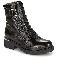 Schuhe Damen Boots NeroGiardini CONCOMBRO Schwarz