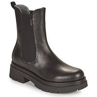 Schuhe Damen Boots NeroGiardini CROSNO Schwarz