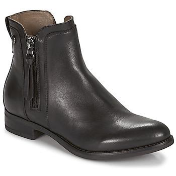 Schuhe Damen Boots NeroGiardini ECHALOTO Schwarz