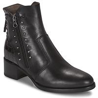 Schuhe Damen Low Boots NeroGiardini ENDIVO Schwarz