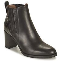 Schuhe Damen Low Boots NeroGiardini FENOUILO Schwarz