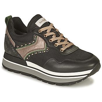 Schuhe Damen Sneaker Low NeroGiardini LAITUO Schwarz