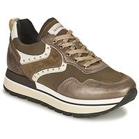 Schuhe Damen Sneaker Low NeroGiardini LENTILLO Braun