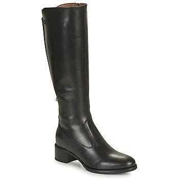 Schuhe Damen Klassische Stiefel NeroGiardini FEVO Schwarz