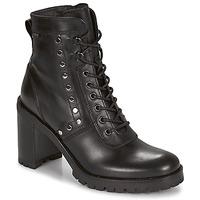 Schuhe Damen Low Boots NeroGiardini MAISO Schwarz