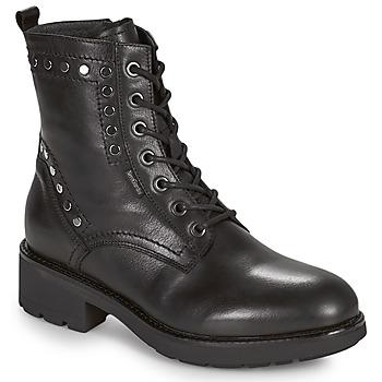 Schuhe Damen Boots NeroGiardini MANIOCO Schwarz