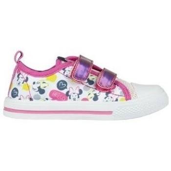Schuhe Mädchen Sneaker Low Cerda 2300003630 Niña Blanco blanc